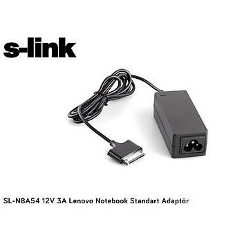 S-link sl-nba54 12v 3a Notebook Adaptörü