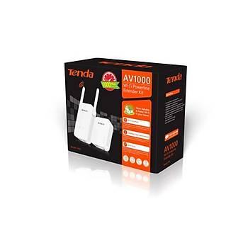 Tenda PH5 300Mbps AV1000 Wi-Fi Powerline Kit