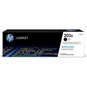 HP 203X Black Siyah Yüksek Kapasite 3.200 Sayfa Toner CF540X