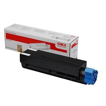 Oki B401 MB441-451 1.500 Sayfa Black Siyah Toner 44992403