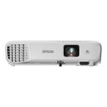 Epson EB-E01 3.300 Ansilümen 1024x768 Projeksiyon Cihazý