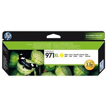 HP 971XL Yellow Sarý 6.600 Sayfa Kartuþ CN628A