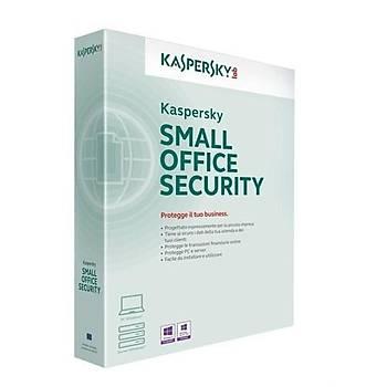 Kaspersky Small Office Security 10Pc+10Md+1Fs 1 Yýl