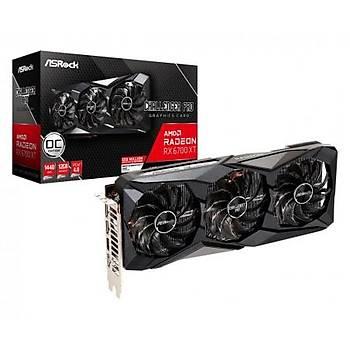 Asrock Challenger Radeon RX6700XT Pro 12GB OC AMD GDDR6 Ekran Kartý