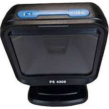 Perkon PS4300 Masaüstü Lazer Barkod Okuyucu (USB)