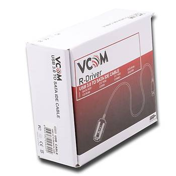 Vcom CU814 Usb 3.0 To Ide-Sata Çevirici