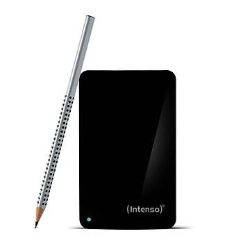 """Intenso 4TB USB 3.0 Taþýnabilir  2,5"""" Harici Harddisk Siyah"""
