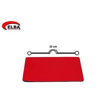Elba 220 Kýrmýzý Mouse Pad (220-180-2)