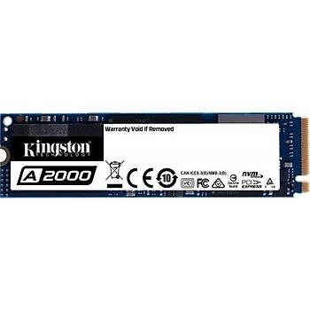 Kingston 250GB A2000 PCIe NVMe SSD SA2000M8-250G Ssd Harddisk