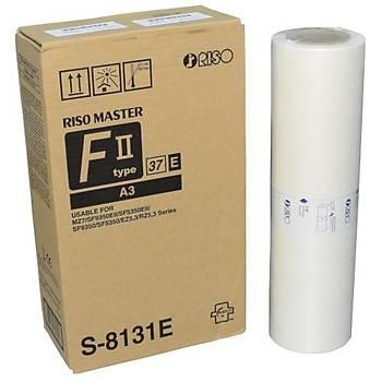 Riso S-4363 -7609 SF-5350 A3  RZ EZ 370-371 A3 Orjinal Master Z type 37