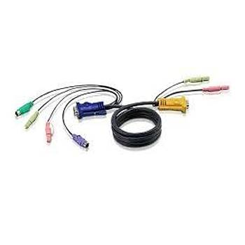 Aten 2L-5303P PS-2 Kvm Cable (3 Metre)