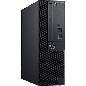 Dell Optiplex 3060 Sff, Core Ý3-8100, 4Gb, 500Gb, Intel Uhd 630, Ubuntu N009O3060Sff_Ubu