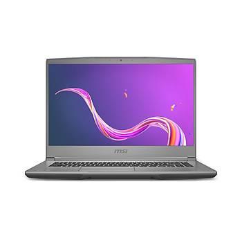 MSI NB CREATOR 15M A10SD-457TR I7-10750H 16GB DDR4 GTX1660TI GDDR6 6GB 256GB SSD 15.6 FHD W10