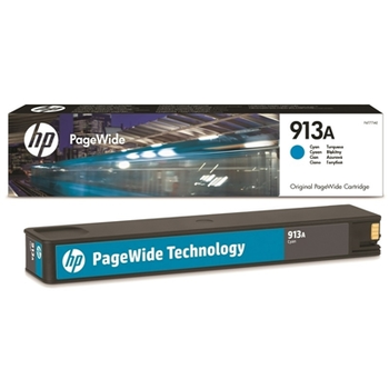 HP 913A Yellow Sarý Pagewide Kartuþ F6T79AE