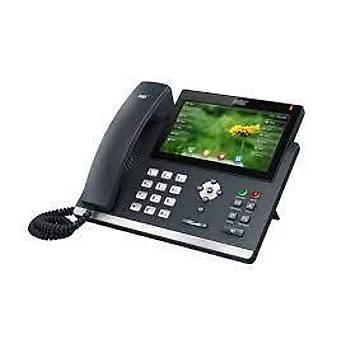 Karel IP136 IP Masaüstü Gigabit PoE Telefon