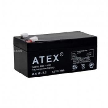 Atex AX-12V 2.2AH Bakýmsýz Kuru Akü