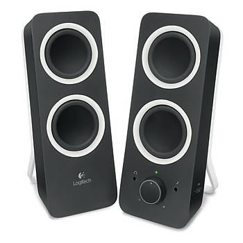 Logitech 980-000810 Z200 5W Siyah 1+1 Speaker Hoparlör