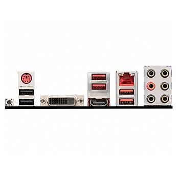 MSI B450 Gaming Plus MAX 4133MHz(OC) DDR4 Soket AM4 M.2 HDMI DVI ATX Anakart