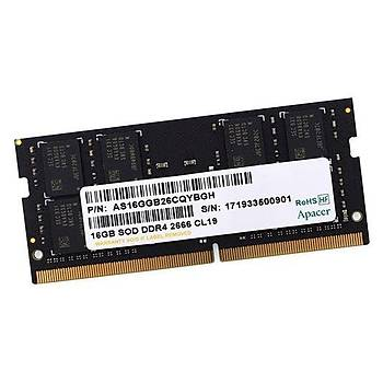 Apacer 16GB 2666MHz DDR4 Notebook Ram