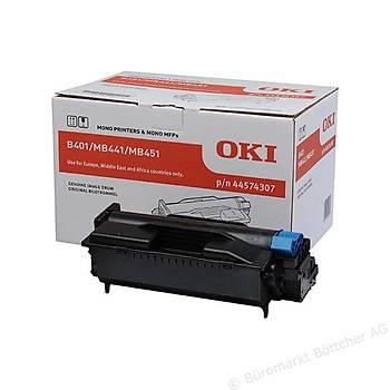 Oki B401 MB441-451 25Bin Sayfa Drum 44574307