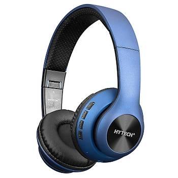 Hytech HY-XBK15 BARD Mavi TF Kart Özellikli Bluetooth Kulaklýk