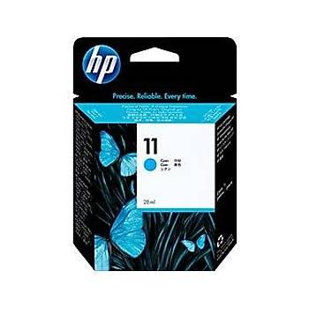 HP 11 Cyan Mavi Kartuþ C4836A