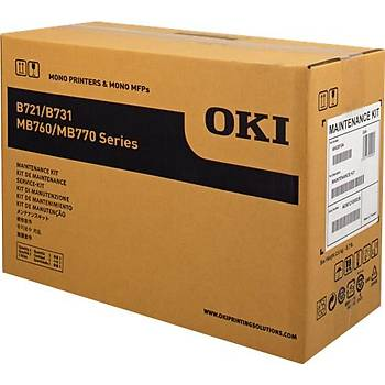 Oki B721-731 MB760-770 Fýrýn Bakým Kiti 45435104