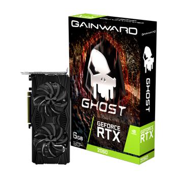 Gainward NE62060018J9-1160X-1 RTX2060 6GB GHOST Ekran Kartý
