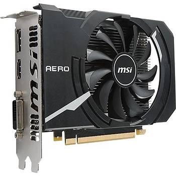 Msý Geforce Gtx 1050 Ti Aero Itx 4G Ocv1 Gtx10 Ekran Kartý