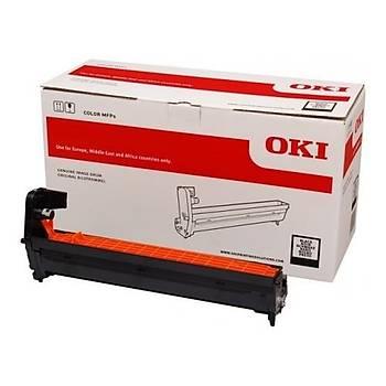 Oki C532-542 MC563-573 30Bin Sayfa Black Siyah Drum 46484108