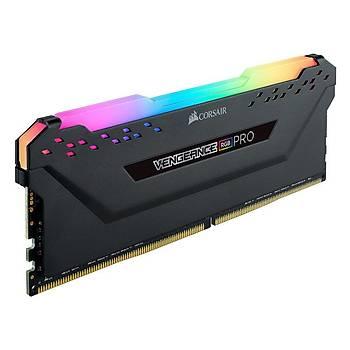 Corsair Vengeance RGB PRO 16GB (2x8GB) 3200MHz DDR4 Ram CMW16GX4M2Z3200C16 Pc Ram