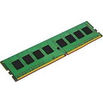 Kingston 16 Gb Ddr4 2400 Mhz Cl17 Tek Modul Kvr24N17D8-16 Pc Ram