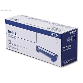 Brother TN-2355 2.600 Sayfa Black Siyah Toner HL-2365 MFC-2740-2700