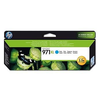 HP 971XL Cyan Mavi 6.600 Sayfa Kartuþ CN626A