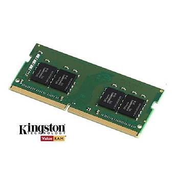 Kingston 8Gb 2666Mhz Ddr4 Cl19 KVR26S19S8-8 Notebook Ram