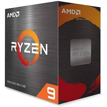 Amd Ryzen 9 5900X 3.7GHZ 70MB AM4 105W FANSIZ