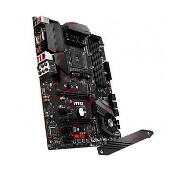 MSI MPG X570 Gaming Plus Am4 Ddr4 Ses Glan Hdmý Sata3 Usb3.1 Atx Anakart