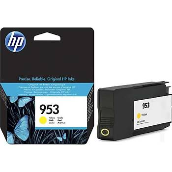 HP 953 Yellow Sarý F6U14AE