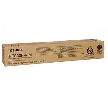 Toshiba T-FC30P-K-M Black Siyah Orjinal Fotokopi Toneri e-std 2050-2051-2550-2551 19.800 Sayfa