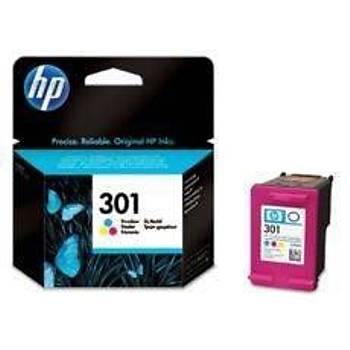 HP 301 Color Renkli Kartuþ CH562EE