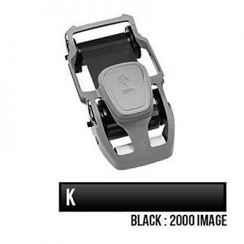 Zebra 800350-301 ZC350 Siyah Ribbon