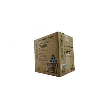 Ricoh C5200C Cyan Mavi Orjinal Fotokopi Toneri Pro C5200