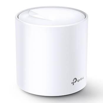 Tp-Link DECO X60 1Li Wi-Fi 6 AX3000 Tüm Evi Kapsayan Mesh Wifi Sistemi