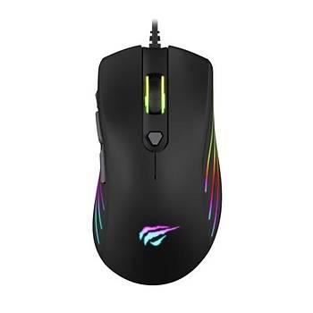 Msi GameNote MS1002 Kablolu RGB Gaming Mouse Siyah