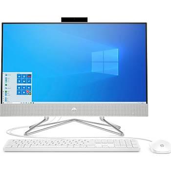 """Hp 24-DP0042NT 308U9EA i3 10100T 8GB 256GB SSD Windows 10 Home 24"""" FHD All In One Bilgisayar"""