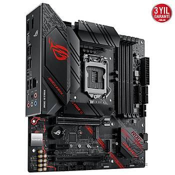Asus Rog Strix B460-G Gaming Intel 10.Nesil DDR4 Hdmý Dp 2xM2 Usb3.1 Anakart