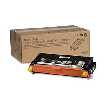 Xerox 106R01390 Phaser 6280 Standart Kapasite Yellow Sarý Toner 2.200 Sayfa