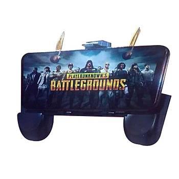 Hytech HY-PG12 Telefon uyumlu Tetikli Joystickli Gamepad