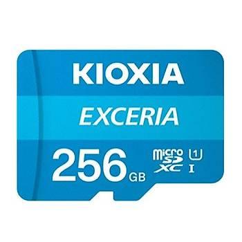 Kioxia 256GB Exceria Micro SDHC UHS-1 C10 100MB-sn