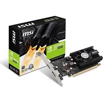 Msi NVIDIA GeForce GT 1030 2G LP OC 2GB 64 bit GDDR5 DX(12) PCI-E 3.0 Ekran Kartý (GT 1030 2G LP OC)